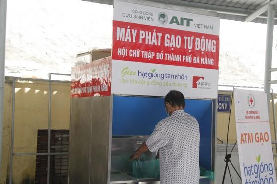 """Đà Nẵng triển khai """"ATM gạo"""" tự động hỗ trợ người khó khăn trong dịch Covid-19 ảnh 1"""