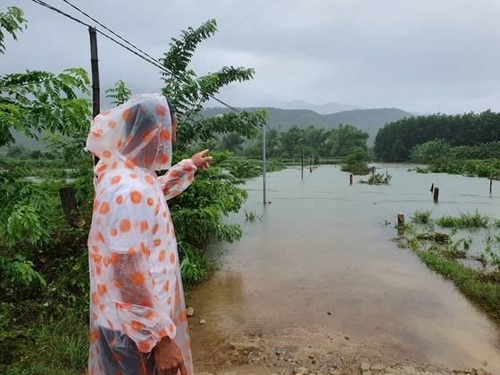 Nhiều địa phương ở Đà Nẵng ngập nặng do mưa lớn kéo dài ảnh 3