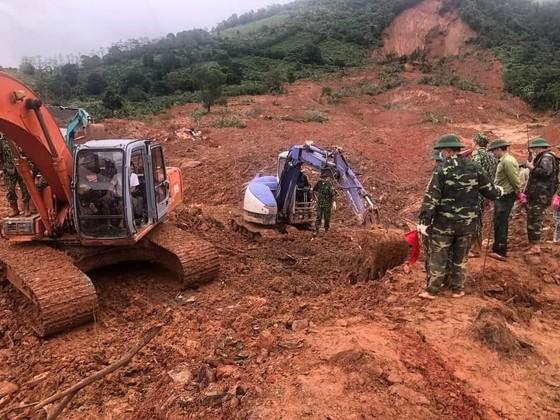Tìm thấy 22 thi thể tại khu vực sạt lở Đoàn kinh tế quốc phòng 337 ảnh 5