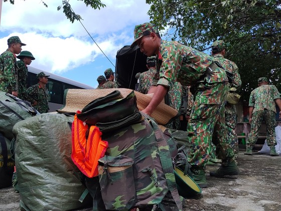 Toàn cảnh thảm họa sạt lở vùi lấp người ở Trà Leng, Trà Vân ảnh 9
