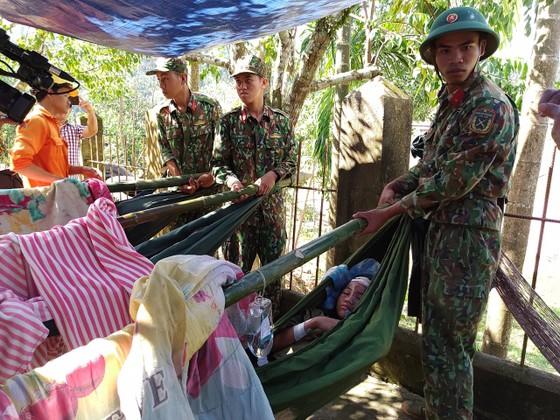 Toàn cảnh thảm họa sạt lở vùi lấp người ở Trà Leng, Trà Vân ảnh 17