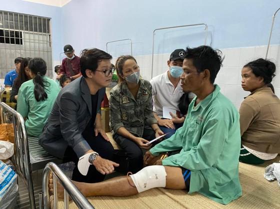 Quảng Nam hướng dẫn các tổ chức, cá nhân đến cứu trợ sau bão lũ ảnh 4