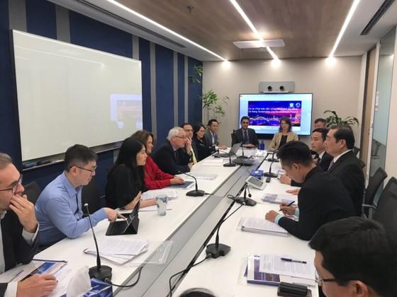 Đà Nẵng làm việc với Giám đốc Ngân hàng Thế giới tại Việt Nam ảnh 1