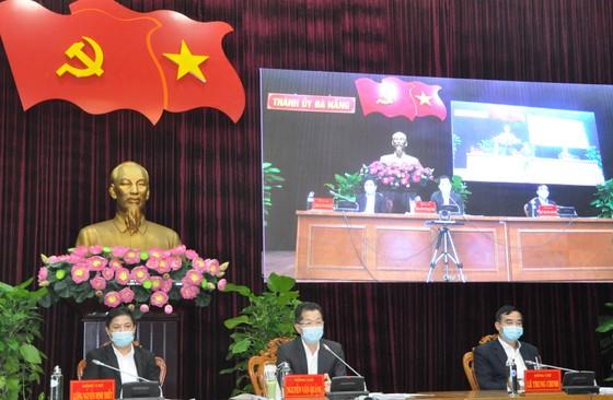 Đà Nẵng lấy chủ đề năm 2021 là 'Năm khôi phục tăng trưởng và đẩy mạnh phát triển kinh tế' ảnh 1