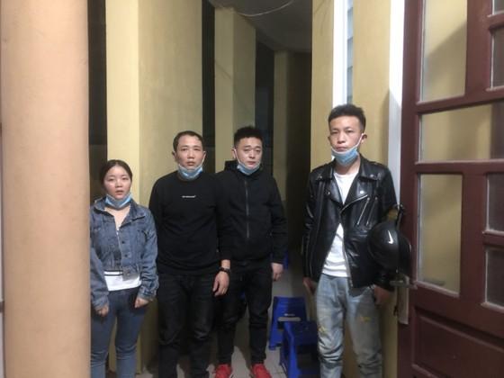Phát hiện 4 người Trung Quốc nhập cảnh trái phép vào Việt Nam ảnh 2