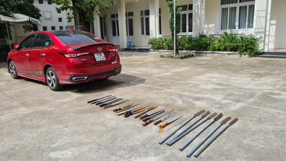 Đà Nẵng: Tạm giam 3 đối tượng trong vụ dùng dao, súng hẹn nhau hỗn chiến ảnh 3