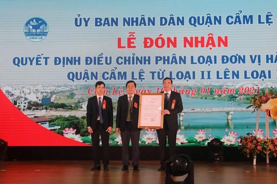 Đà Nẵng: Cẩm Lệ trở thành quận loại I ảnh 4