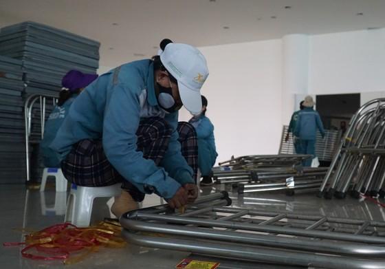 Vận chuyển thiết bị tại Bệnh viện dã chiến Tiên Sơn (Đà Nẵng) ra Hải Dương ảnh 4