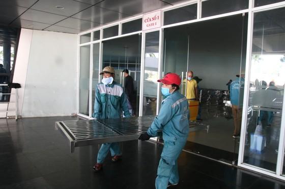 Vận chuyển thiết bị tại Bệnh viện dã chiến Tiên Sơn (Đà Nẵng) ra Hải Dương ảnh 5