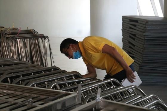 Vận chuyển thiết bị tại Bệnh viện dã chiến Tiên Sơn (Đà Nẵng) ra Hải Dương ảnh 7