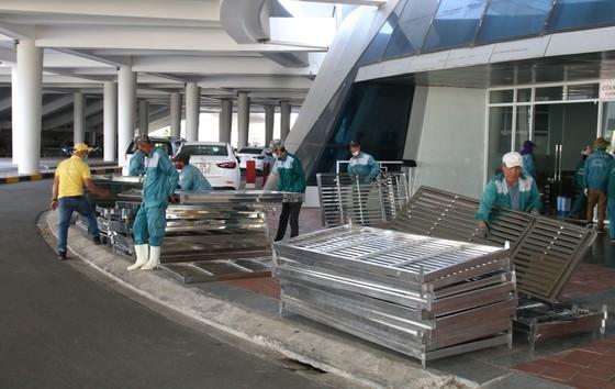 Vận chuyển thiết bị tại Bệnh viện dã chiến Tiên Sơn (Đà Nẵng) ra Hải Dương ảnh 6