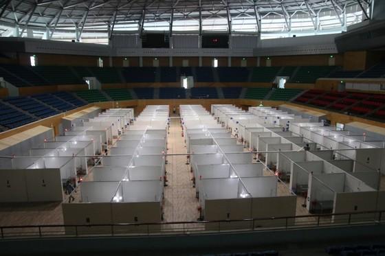 Vận chuyển thiết bị tại Bệnh viện dã chiến Tiên Sơn (Đà Nẵng) ra Hải Dương ảnh 2