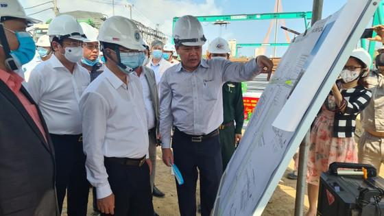 Bí thư Thành ủy Đà Nẵng yêu cầu báo cáo tiến độ dự án hơn 720 tỷ đồng hàng tháng  ảnh 2