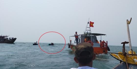 Lên phương án trục vớt tàu cá bị chìm trên vùng biển tỉnh Quảng Nam ảnh 1