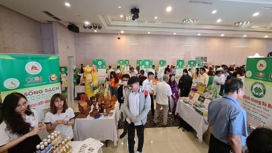 Nông dân Quảng Nam đưa sản phẩm vào thị trường TPHCM ảnh 3