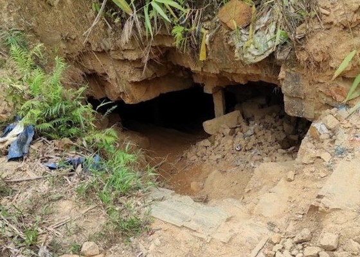 Quảng Nam: Đẩy đuổi hàng chục đối tượng khai thác vàng trái phép ở Phước Sơn ảnh 2