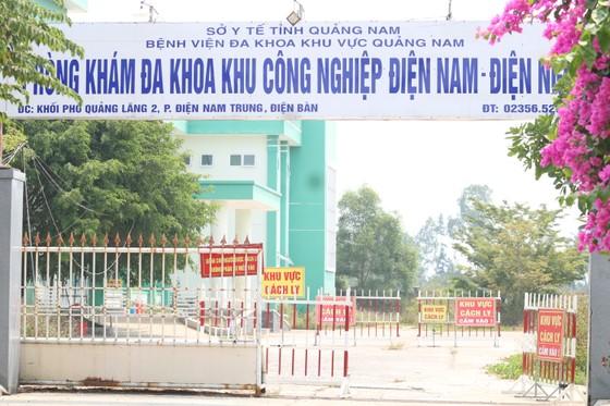 Quảng Nam phát hiện ca mắc Covid-19 trong cộng đồng  ảnh 1