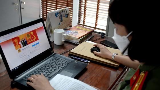 Công an Quảng Nam lập mạng trang xã hội để tương tác với người dân ảnh 2