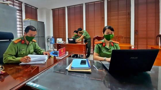Công an Quảng Nam lập mạng trang xã hội để tương tác với người dân ảnh 3
