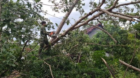 Các địa phương khắc phục hậu quả của bão số 6 ảnh 8