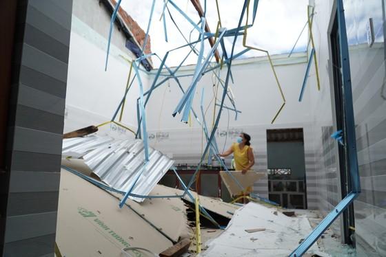 Các địa phương khắc phục hậu quả của bão số 6 ảnh 1