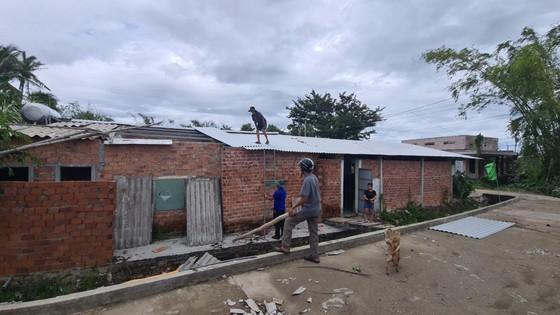 Các địa phương khắc phục hậu quả của bão số 6 ảnh 6