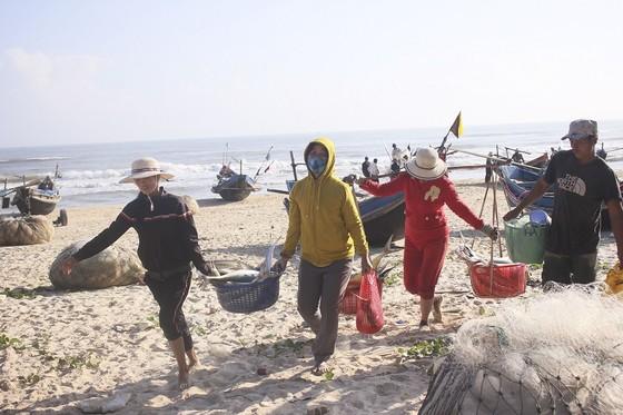 Ngư dân được mùa cá bè xước những ngày giáp tết ảnh 5