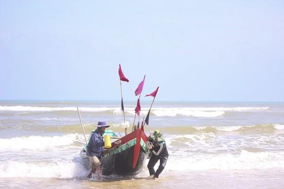 Ngư dân được mùa cá bè xước những ngày giáp tết ảnh 1