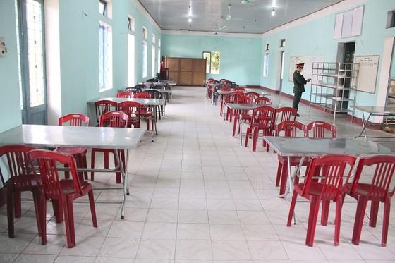 Cận cảnh khu cách ly sẵn sàng đón 274 công dân Việt Nam từ Trung Quốc về nước  ảnh 6