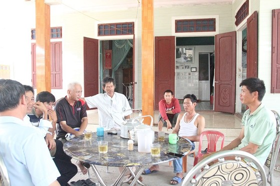 Một tàu cá Quảng Trị mất liên lạc khi đánh bắt thủy sản ở vùng biển xa ảnh 2