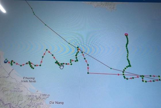 Một tàu cá Quảng Trị mất liên lạc khi đánh bắt thủy sản ở vùng biển xa ảnh 1