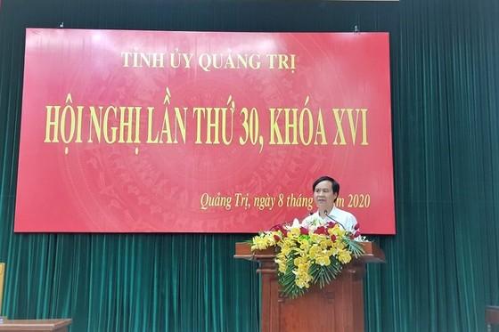 Bí thư Đông Hà được bầu giữ chức Phó Bí thư Tỉnh ủy Quảng Trị ảnh 1