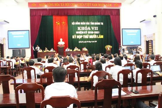 Quảng Trị có tân Chủ tịch và Phó Chủ tịch UBND tỉnh ảnh 1
