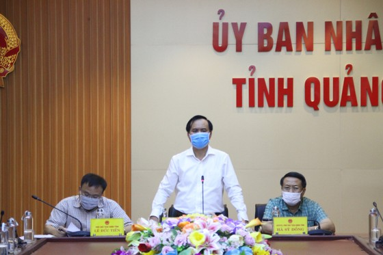 Quảng Trị thực hiện giãn cách xã hội toàn TP Đông Hà ảnh 1