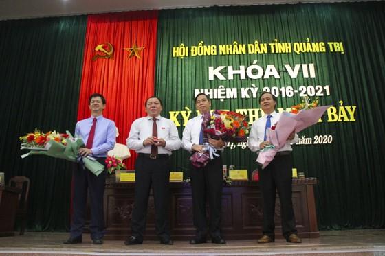 Ông Nguyễn Đăng Quang được bầu giữ chức Chủ tịch HĐND tỉnh Quảng Trị ảnh 1