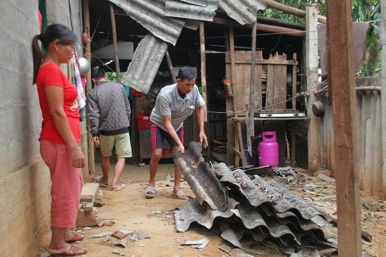Quảng Trị: Nỗ lực hỗ trợ người dân khắc phục hậu quả bão số 5 ảnh 3