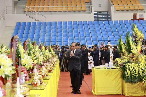Lễ viếng và truy điệu 22 liệt sĩ Đoàn Kinh tế - Quốc phòng 337 hy sinh tại Quảng Trị  ảnh 1