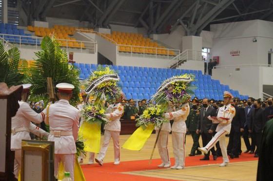 Lễ viếng và truy điệu 22 liệt sĩ Đoàn Kinh tế - Quốc phòng 337 hy sinh tại Quảng Trị  ảnh 4