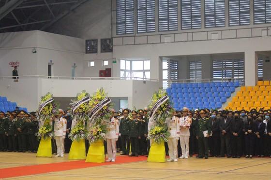 Lễ viếng và truy điệu 22 liệt sĩ Đoàn Kinh tế - Quốc phòng 337 hy sinh tại Quảng Trị  ảnh 7