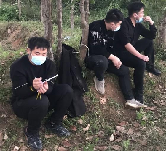 4 người Trung Quốc nhập cảnh trái phép, đến ngày thứ 9 mới bị phát hiện ảnh 1