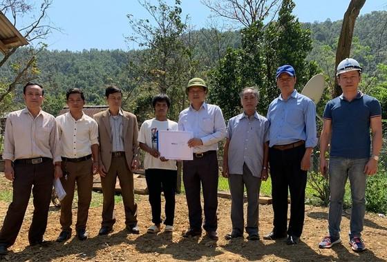 Quảng Trị hỗ trợ người dân xây 106 căn nhà chống chịu thiên tai ảnh 1