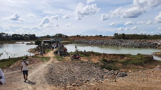 Quảng Trị: Trượt chân xuống hồ nước gần nhà, 3 học sinh tử vong ảnh 1