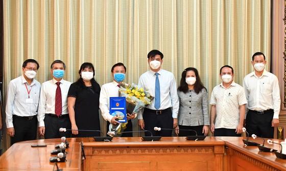Đồng chí Nguyễn Hữu Tín giữ chức Chủ tịch Hội đồng thành viên IPC ảnh 1