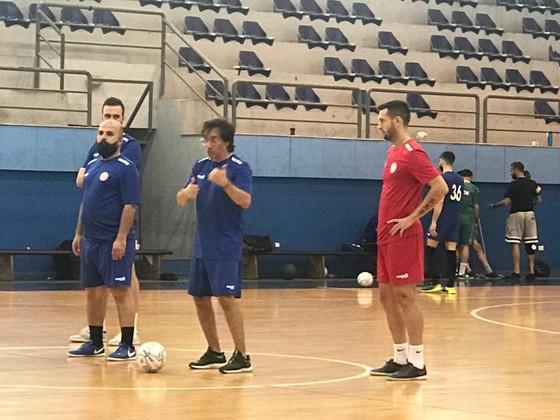 Lebanon gọi cầu thủ đã giải nghệ để đấu với futsal Việt Nam ảnh 2