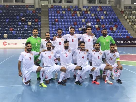 Lebanon gọi cầu thủ đã giải nghệ để đấu với futsal Việt Nam ảnh 1