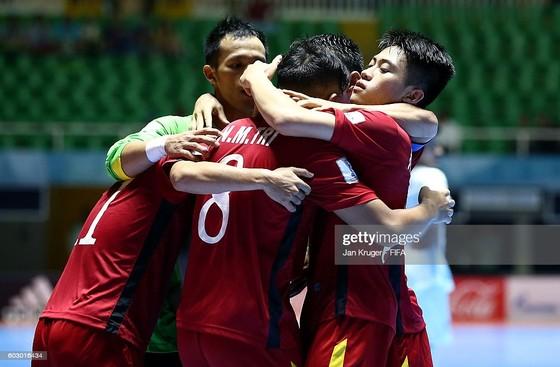 Qủa bóng vàng Nguyễn Minh Trí - 'pháo hạng nặng' của futsal Việt Nam ảnh 1