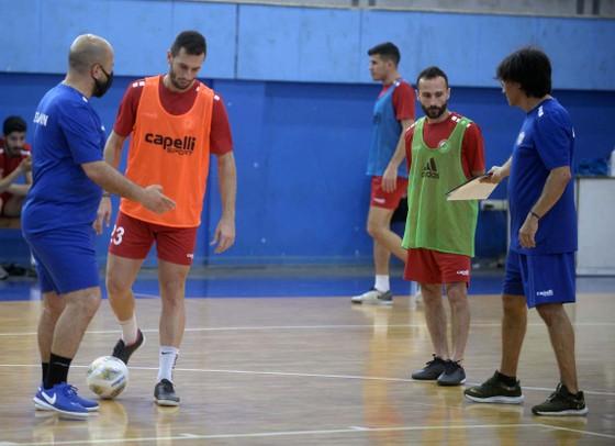 Lebanon <đói> thông tin về đội tuyển futsal Việt Nam ảnh 1