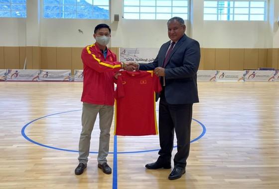 Đội tuyển futsal Việt Nam đánh bại Iraq ảnh 1