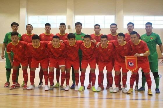 Nỗi lo dứt điểm của đội tuyển futsal Việt Nam ảnh 2
