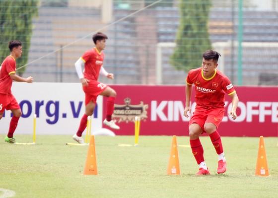Hữu Thắng là một trong 4 cầu thủ sớm nói lời chia tay U22 Việt Nam. Ảnh: NHẬT ĐOÀN